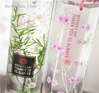 HR-BLS-104-4 ボトルラベルシール mother's day